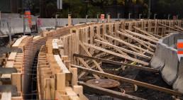 CONSTRUCTION D'OUVRAGES DE GÉNIE CIVIL